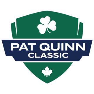 Pat Quinn Classic BC Hockey Tournament Logo