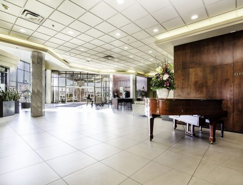 Book the executive hotel for your PQC team